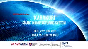 KARAKURI & SMART MANUFACTURING SYSTEM