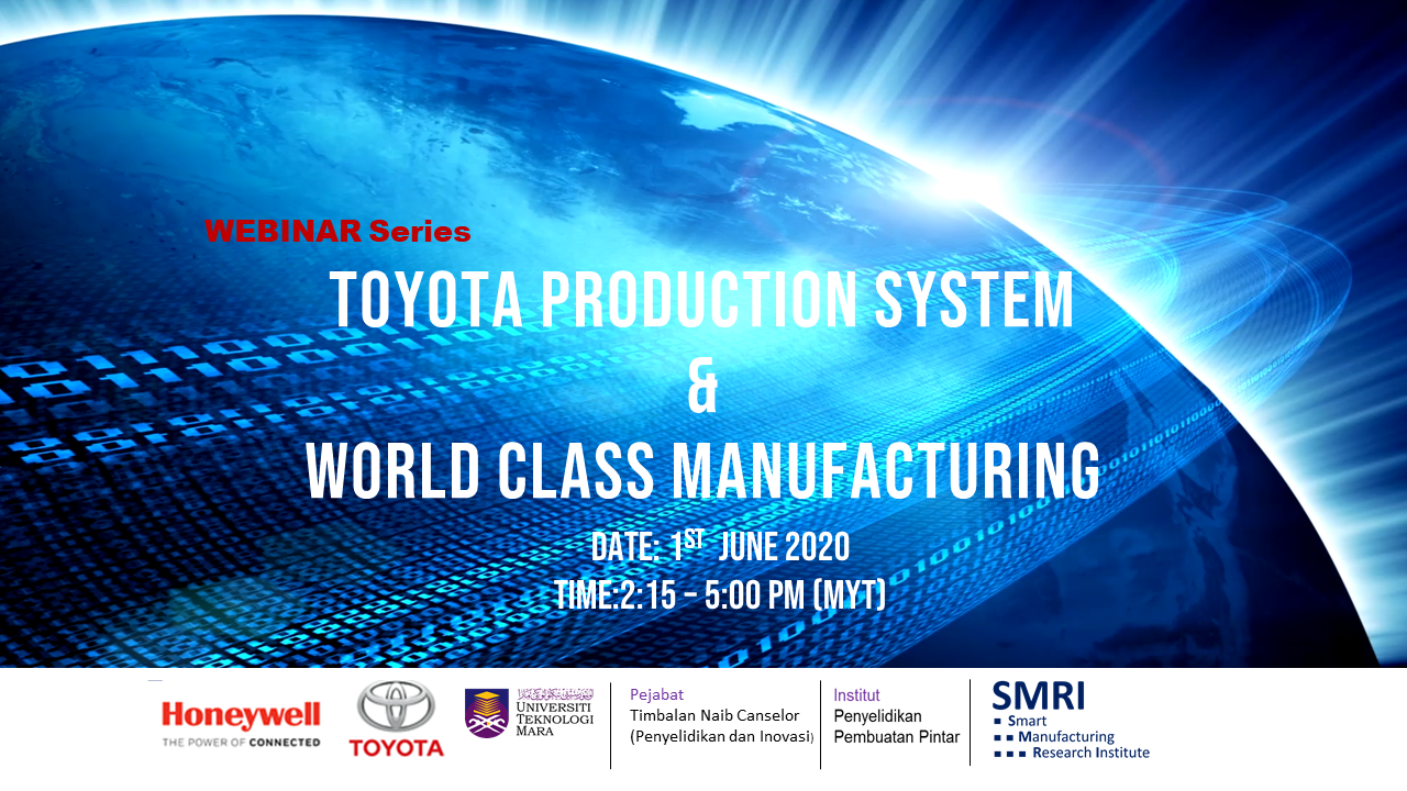 Toyota Production System & World Class Manufacturing