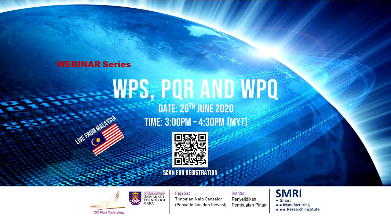 WPS,PQR and WPQ