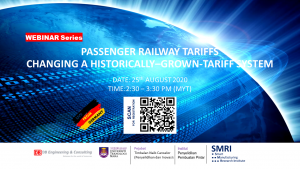 PASSENGER RAILWAY TARIFFS (CHANGING A HISTORICALLY-GROWN-TARIFF SYSTEM)