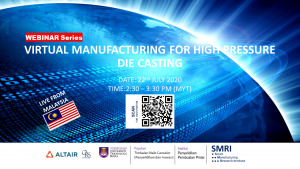 VIRTUAL MANUFACTURING FOR HIGH PRESSURE DIE CASTING
