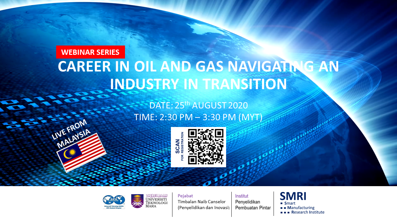 CAREER IN OIL AND GAS NAVIGATING AN INDUSTRY IN TRANSITION