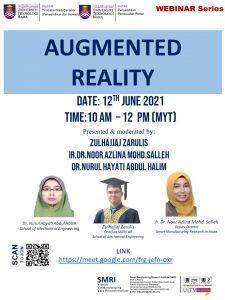 Webinar on Augmented Reality