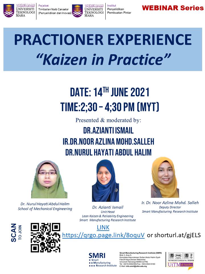 Practioner Experience: Kaizen in Practice